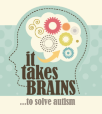 It Takes Brains Logo