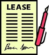 Illustration of a lease