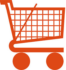 image of a shopping cart from Pixabay