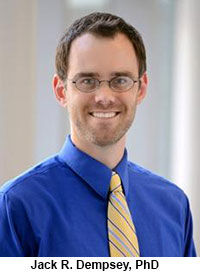Photo of autism researcher Jack Dempsey PhD