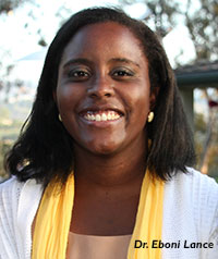 photo of Dr. Eboni I. Lance, Kennedy Krieger Institute