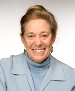 Photo of Ruth Fischbach PhD, autism researcher