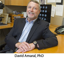 Photo of David Amaral, PhD