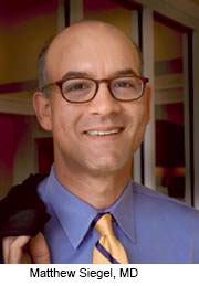photo of Dr. Matthew Siegel, autism researcher and psychiatrist, of Spring Harbor Hospital in Maine