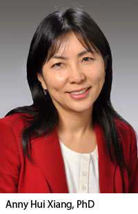 Photo of Dr. Anny Xiang, lead researcher in autism-diabetes study at Kaiser Permanente